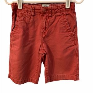 CHILDREN'S PLACE RED SHORTS (GOOD CONDITION!)